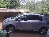 2008 Toyota Vitz SCP90 Car For Sale.