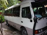 2010 Toyota Coaster  Bus For Sale.