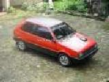 1988 Nissan March  K10 Car For Sale.