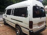 1992 Toyota HiAce LH125 Van For Sale.