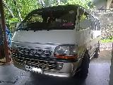 1993 Toyota HiAce LH113 Van For Sale.