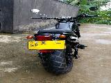 2009 Yamaha TW 225  Motorcycle For Sale.
