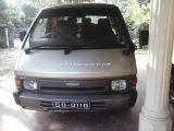 Nissan Largo Van For Sale
