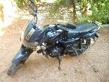 2010 Bajaj Discover 150 DTS-i Motorcycle For Sale.