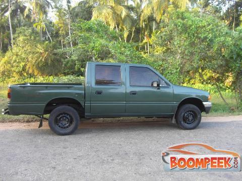 Isuzu KB 200 Cab (PickUp truck) For Sale In Sri Lanka - Ad
