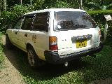 1991 Toyota Corolla DX Wagon  Car For Sale.