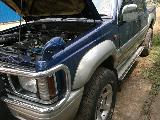 1993 Mitsubishi L200 k-34 strada Cab (PickUp truck) For Sale.