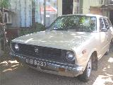 1976 Toyota Corolla KE 36 Car For Sale.