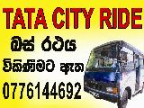 2006 TATA LP 407 CITY RIDER 407/27 Bus For Sale.