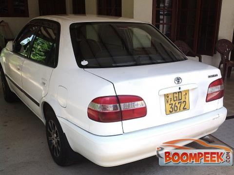 Toyota Corolla Ce110 Car For Sale In Sri Lanka Ad Id