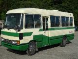 1989 Toyota Coaster 62-×××× Bus For Sale.