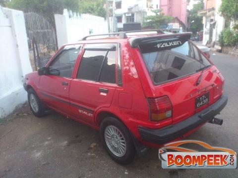 Toyota Starlet EP71 Car For Sale