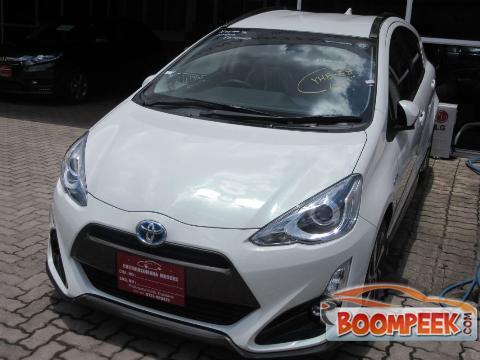 Toyota Aqua X-Urban Car For Sale In Sri Lanka - Ad ID