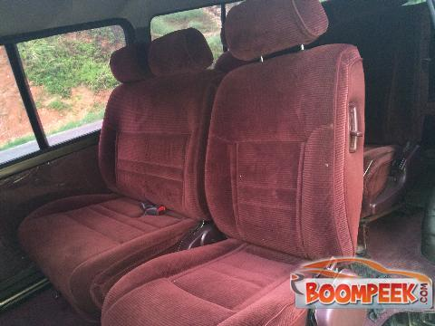 Toyota HiAce LH51 Van For Sale