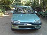 1988 Honda Civic  Car For Sale.