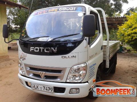 Foton Ollin 2013 Lorry (Truck) For Sale