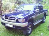 2003 Toyota Hilux LN166 Cab (PickUp truck) For Sale.