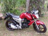 Yamaha FZ16 Motorcycle For Sale