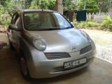 2002 Nissan March  AK12 Car For Sale.