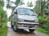1995 Toyota HiAce Grand Cabin Van For Sale.