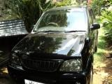 2001 Toyota Cami  SUV (Jeep) For Sale.