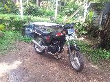 2002 Honda -  CB125 Benz mark Motorcycle For Sale.