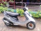 2007 TVS Scooty Pep  Motorcycle For Sale.