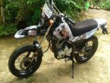 2011 Yamaha XT 250  Motorcycle For Sale.