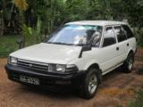 1991 Toyota Corolla DX Wagon CE96 Car For Sale.