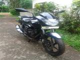 2008 TVS Apache RTR 160 Motorcycle For Sale.