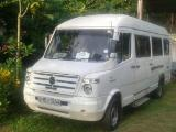 2011 Force Traveller   Bus For Sale.