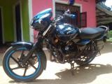 2009 Bajaj Discover 135 DTS-i Motorcycle For Sale.