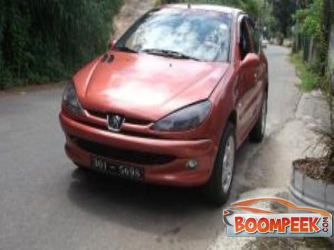 Peugeot 206 Car For Sale In Sri Lanka - Ad ID = CS00011641 ...