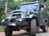 1982 Toyota Land Cruiser BJ40 SUV (Jeep) For Sale.