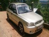 2000 Hyundai Accent GLS Car For Sale.