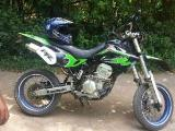 2009 Kawasaki D Tracker  Motorcycle For Sale.