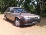1989 Toyota Corolla DX Wagon EE96 Car For Sale.