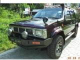 1984 Nissan TD21  Cab (PickUp truck) For Sale.