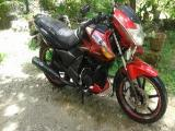 2009 TVS Flame CCTVI 125 Motorcycle For Sale.