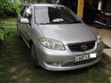 2003 Toyota Vios E grade Car For Sale.