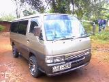 1999 Nissan Caravan E24  Van For Sale.