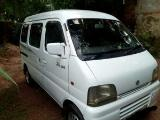 1999 Suzuki Every  Van For Sale.