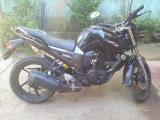 2012 Yamaha FZ 150  Motorcycle For Sale.