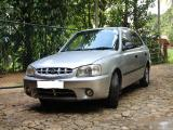 2001 Hyundai Accent  Car For Sale.