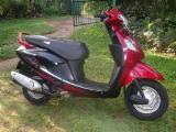2011 Hero Honda Pleasure  Motorcycle For Sale.