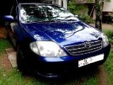 2001 Toyota Corolla 121 Car For Sale.