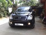 2009 SsangYong Rexton  SUV (Jeep) For Sale.