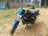 2009 Bajaj Platina 125 DTS-i Motorcycle For Sale.