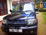 Mitsubishi Pajero IO H 76 SUV (Jeep) For Sale