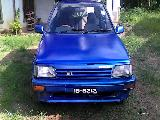 1985 Toyota Starlet EP71 Car For Sale.